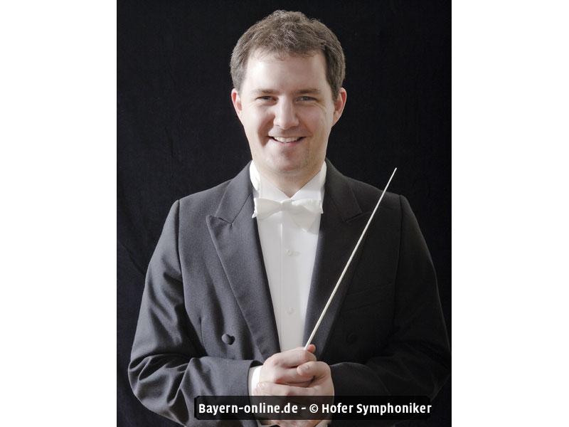 Symphoniekonzert for Johannes hof